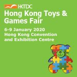 Toys & Games Hong Kong Oyuncaklar ve Oyun Fuarı
